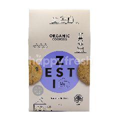 Zesti Raisins & Oat Organic Cookies