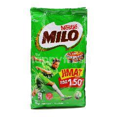 Milo Nutritious Chocolate Malt Drink 1KG