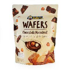 Julie's Wafer Cokelat Kacang Hazel