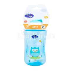 Baby Safe Botol dengan Sedotan 300ml 6+ Bulan