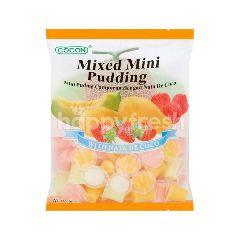Cocon Mixed Mini Pudding (70 Pieces)