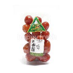 MJ Organic Green Cherry Tomato