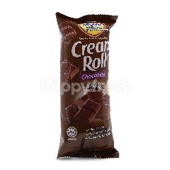 MIGHTY WHITE Chocolate Cream Roll