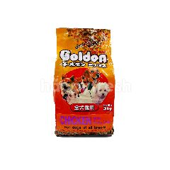 Golden Dog Food Chicken With Tasty Liver