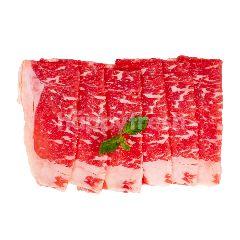 Sukiyaki Sirloin Grass-fed