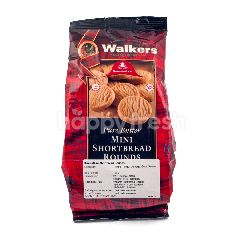 Walkers Mini Shortbread Rounds