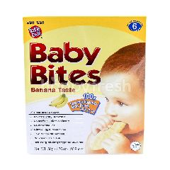TAKE ONE Baby Bites Banana Taste