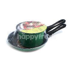 Pastela Set Milkpan dan Frying Pan