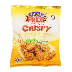 First Pride Crispy Fried Chicken Drummet And Wings