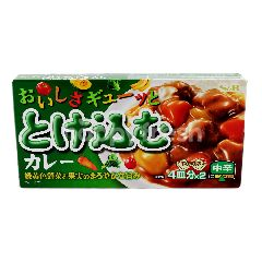 Spice & Herb Torokeru Oishisa Tokekomu Curry Chukara
