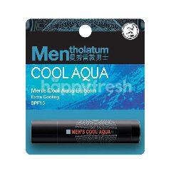 Mentholatum Men Aqua Lipbalm