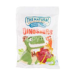 The Natural Dinosaurs Jelly Fruit Flavour