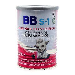 BB S1 Goat Milk Infant Formula