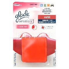 Glade Sensations I Love You Refill