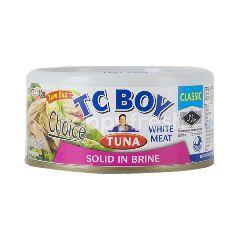 TC Boy White Meat Tuna In Brine