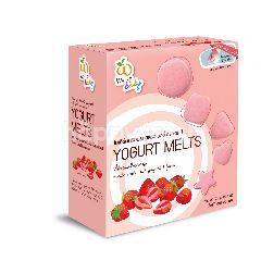 Wel B Baby Freeze Dried Yogurts Strawberry (25g)