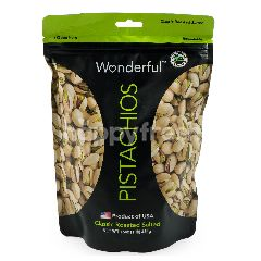 Wonderful Kacang Pistachio Panggang Asin Klasik