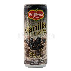Del Monte Vanila Latte dengan Cincau Minuman Kopi
