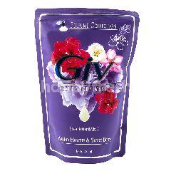 Giv Sabun Mandi Kecantikan Passion Flowers & Sweet Berry