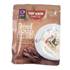 Chung Jung Won Sup Daging