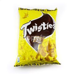 Twisties Kaboom! BBQ Curry Corn Snack