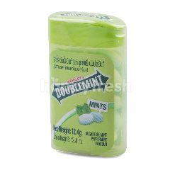 Doublemint Sugarfree Mint Peppermint Flavor
