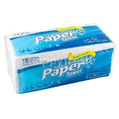 เทสโก้ กระดาษอเนกประสงค์แบบแผ่น 90 แผ่น