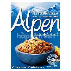 Alpen Swiss Style Muesli