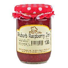 Bei Otto Rhubarb Raspberry Jam