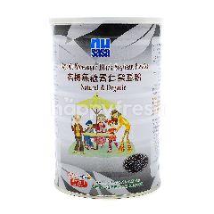 Nu Sasa Organic Non-Sugar Black Soybean Powder