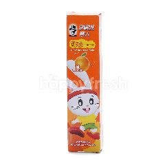 Darlie Toothpaste For Kids With Orange Flavor