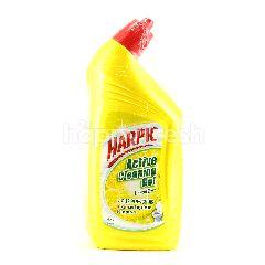 Harpic Value Twinpack Active Cleaning Gel Lemon Zest