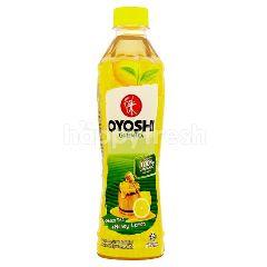 Oyoshi Honey Lemon Green Tea 380ML