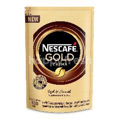 เนสกาแฟ โกล์ด เครมมา กาแฟคั่วบดละเอียด