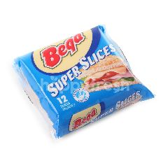 Bega Super Slices Cheese (12 Pieces)