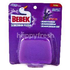 Bebek Semerbak Flush Lavender