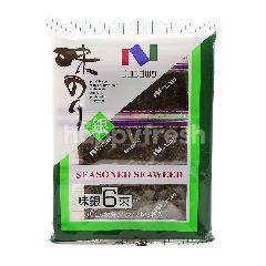 Nico - Nico Seasoned Seaweed (6 Pieces)