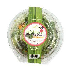 Highland Salad Mesclun & Bunga
