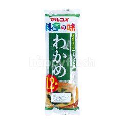 Marukome Sup Miso Nama Misoshiru Ryotei No Aji Wakame