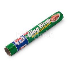 KlinPak Plastik Pembungkus (30m x 30cm)