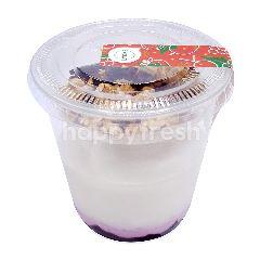 Sweet & Green Blueberry Homemade Greek Yogurt (Large Size)