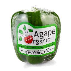 AGAPE ORGANIC Organic Capsicum