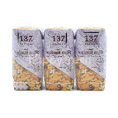 137 Degrees Walnut Milk Original