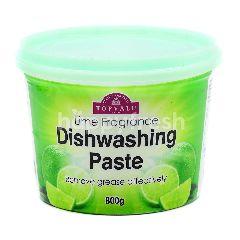TOPVALU Dishwashing Paste ( Lime )