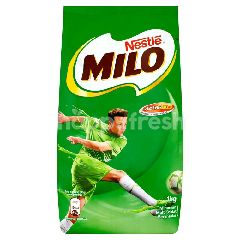 Milo Chocolate Malt Drink Powder Soft Pack 1KG