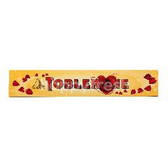 Toblerone Cokelat Susu Swiss dengan Nougat Madu dan Almond