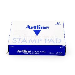 Artline Stamp Pad Blue