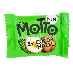MY MOTTO 2x Cocoa Hazel