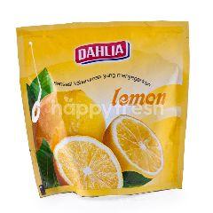 Dahlia Penyegar Sensasi dengan Aroma Lemon