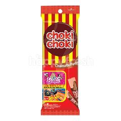 Choki Choki Chocolate Paste (10Gx5)